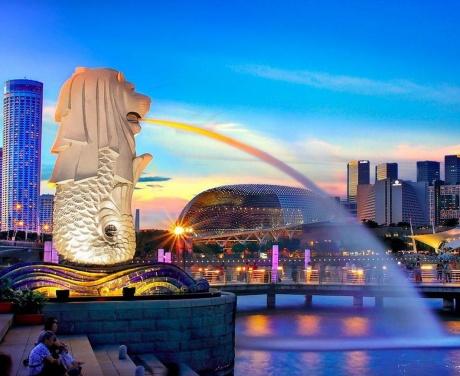 SINGAPORE (SENTOSA) -...